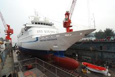 Repairing of Yacht
