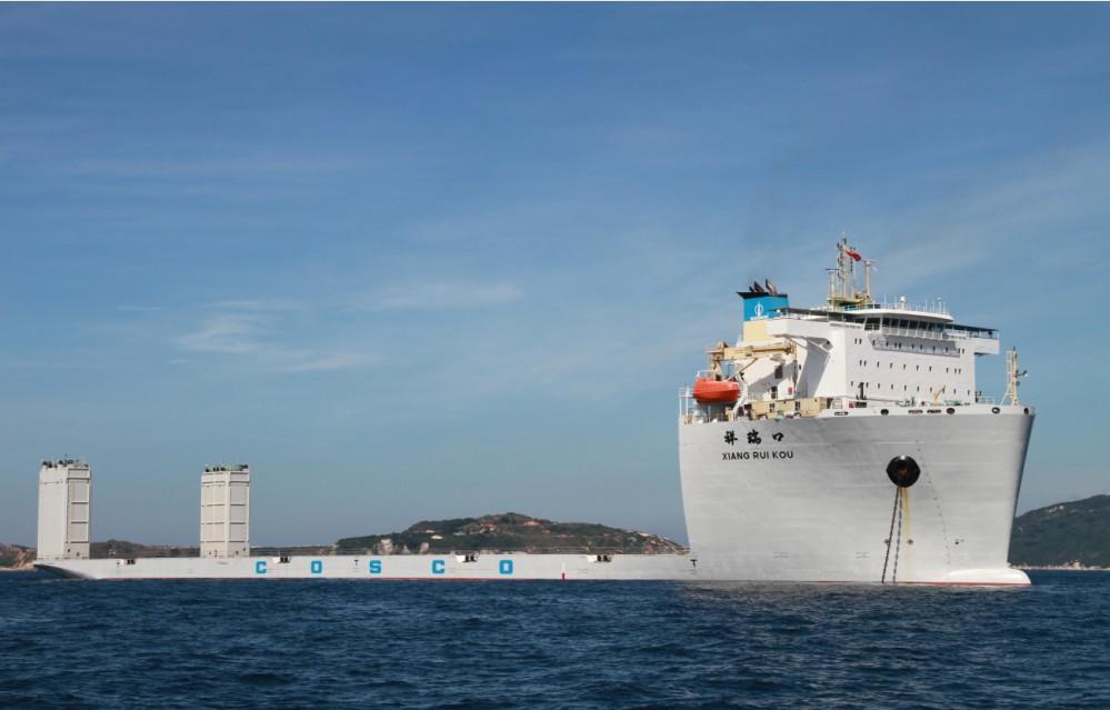 50,000DWT Semi-submersible Heavy Lift Vessel