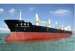 32000DWT BULK CARRIER