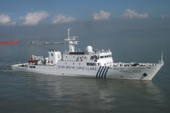 1000吨海警船
