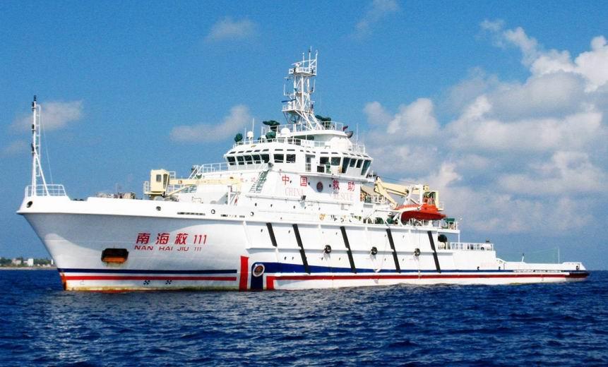 8000KW海洋救助船