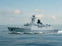新型导弹护卫舰