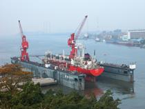 150米浮船坞