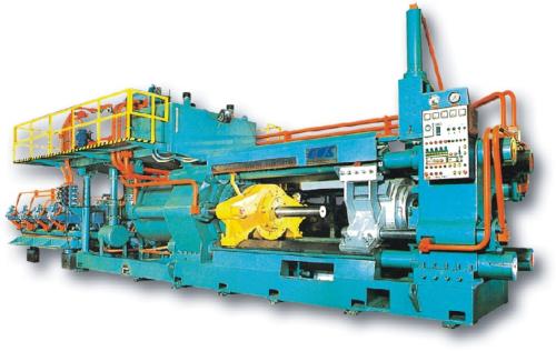 1600吨铝型材挤压机