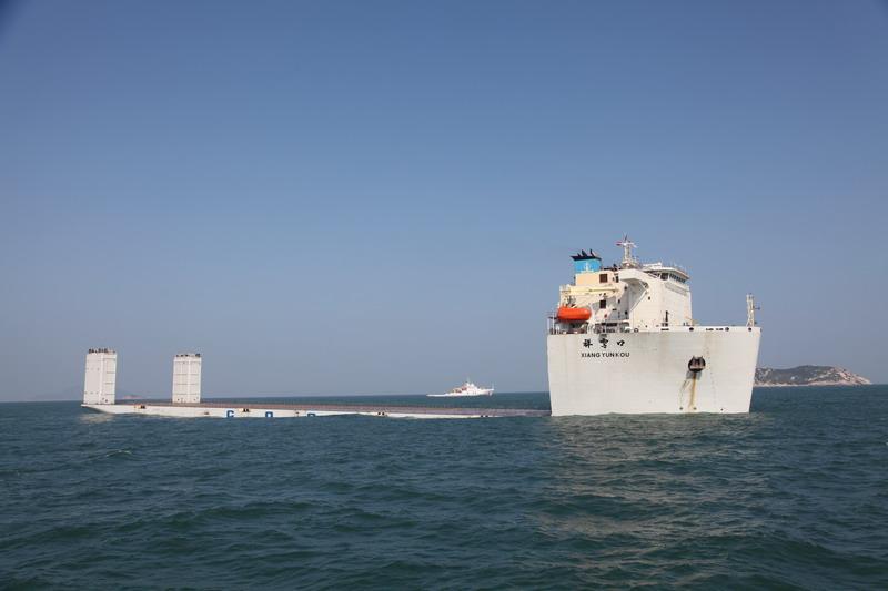 50000吨半潜船