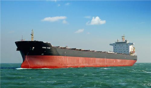 76000吨散货船