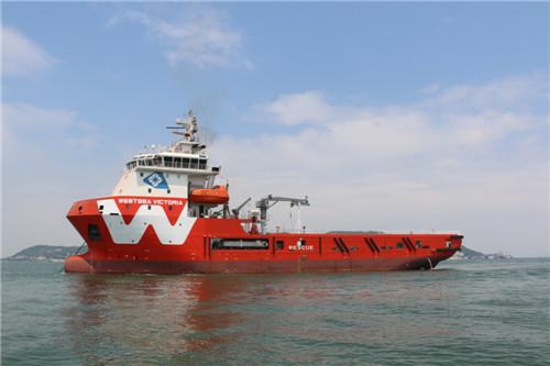 黄埔型PSV船