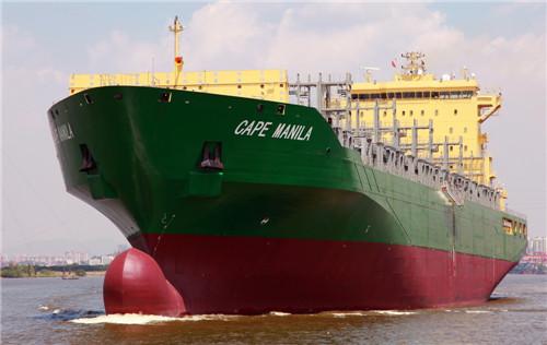 2500TEU 集装箱船
