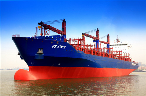 3400TEU集装箱船
