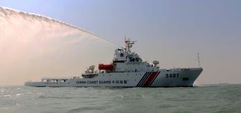 4000吨级海警船